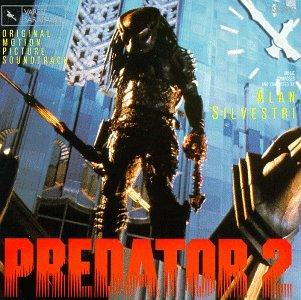 Predator II. Varese Sarabande. VSD-5302 1990