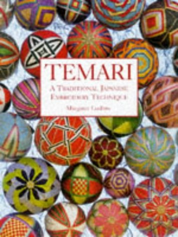Cheapest Prices! Temari: A Traditional Japanese Embroidery Technique