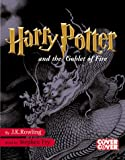 Harry Potter and the Goblet of Fire (Book 4 - Unabridged 14 Audio Cassette Set)