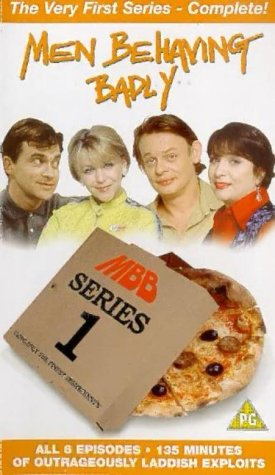 Men Behaving Badly – Complete Series 1 [VHS]