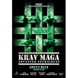Krav Maga - Advanced Techniques Green Belt Program