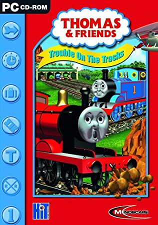 Thomas & Friends - Trouble on the Tracks (PC)