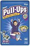 Huggies Pull-Ups Training Pants (Characters May Vary), Boys, 2T-3T, 44-Count