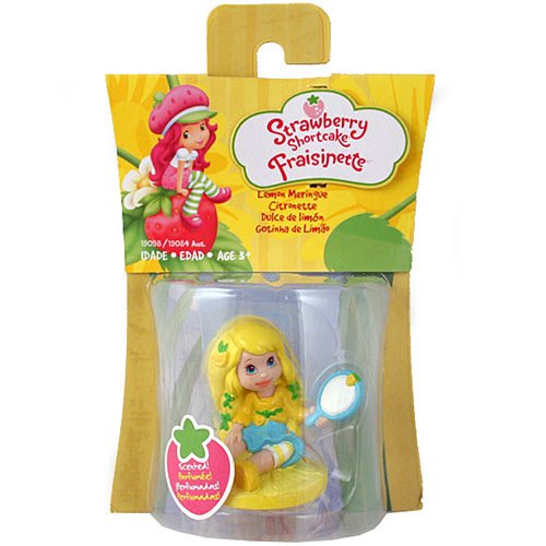 Strawberry Shortcake Hasbro Basic Figure Lemon Meringue - 1