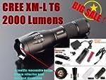 UltraFire E17 CREE XM-L T6 LED 2000Lm...