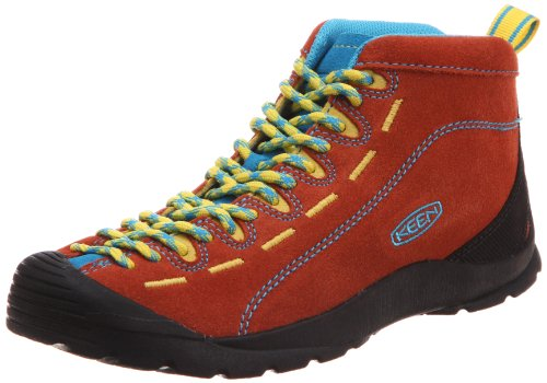 [キーン] KEEN WOMEN JASPER TRAIL  1008054 Rust (Rust/7)