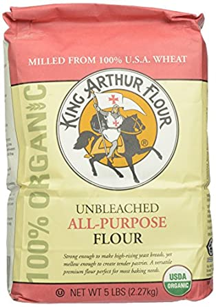 Amazon.com: King Arthur Flour 100% Organic Unbleached All