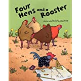 Four Hens and a Rooster