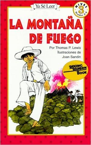 La Montana de Fuego / Fire Mountain (Ya Se Leer) (Spanish Edition)