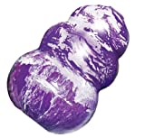 KONG Senior KONG Dog Toy, Medium, Purple