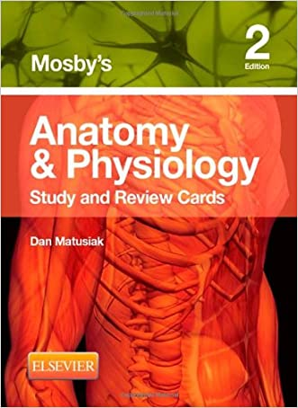 Mosby's Anatomy & Physiology Study and Review Cards, 2e
