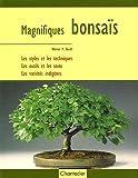 echange, troc Werner M. Busch - Magnifiques bonsaïs