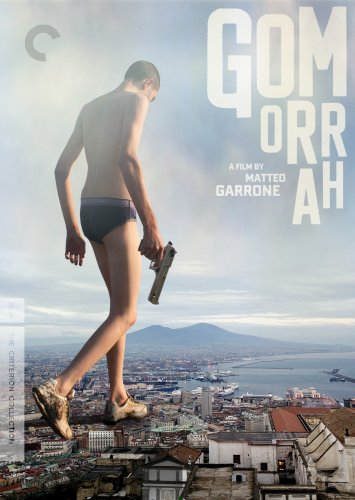 Cover art for  Gomorrah (The Criterion Collection)