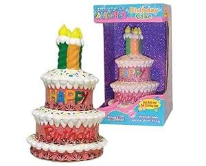 Dancing, Singing Animated Birthday Cake
