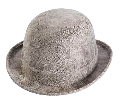 Forum Novelties Men's Adult Ghostly Derby Hat