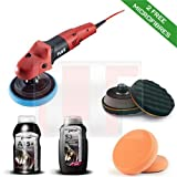 SCHOLL Concepts Rotary Machine Polishing Kit