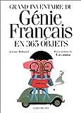 echange, troc Jérôme Duhamel - Grand inventaire du génie français en 365 objets
