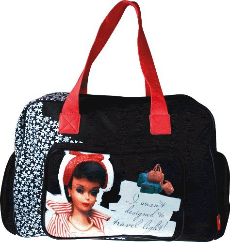 Retro Barbie Weekend Bag / Holdall