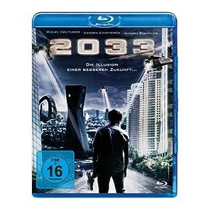 2033-das Ende Ist Nah! [Blu-ray] [Import allemand]