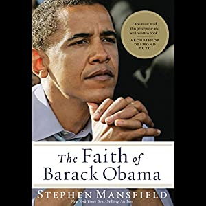 The Faith of Barack Obama Audiobook