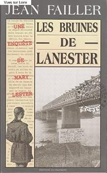 Les Enquêtes de Marie Lester, tome 1 : Les Bruines de Lanester par Failler