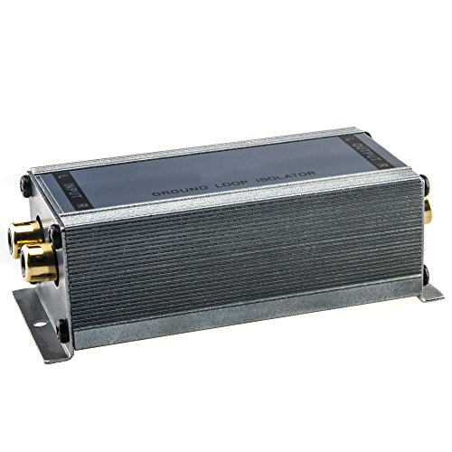 Massiver-2-Kanal-Premium-Entstrfilter-Cinch-NF-Trennbertrager-Massetrennfilter-Ground-Loop-Isolator