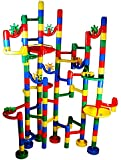 Marble Madness - Super Deluxe 120 pc. Marble Run
