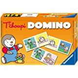 Ravensburger - 24311 - Jeu éducatif premier âge - Domino T`Choupi