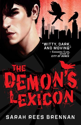 The Demon's Lexicon (The Demon's Lexicon Trilogy #1), Fantasi Nan Macho