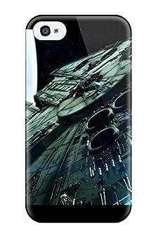 buy Excellent Design Star Wars Phone Case For Iphone 4/4S Premium Tpu Case