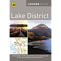 Leisure Guide Lake District (AA Leisure Guides) Paperback