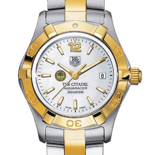9fc8ecbf2a4 Citadel TAG Heuer Watch Women s Two Tone Aquaracer Watch at M LaHart ...