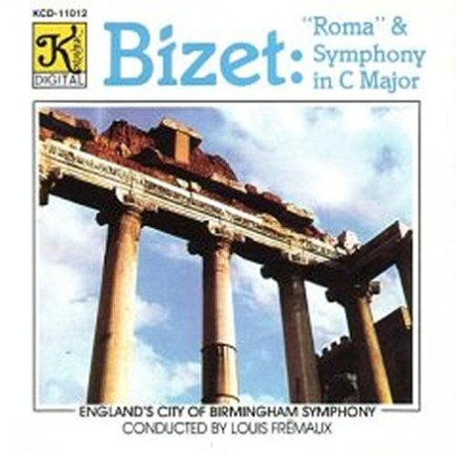 Symphony in C Major / Overture to Roman Carnival (Bizet Symphony In C Major compare prices)