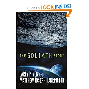 The Goliath Stone by Larry Niven and Matthew Joseph Harrington