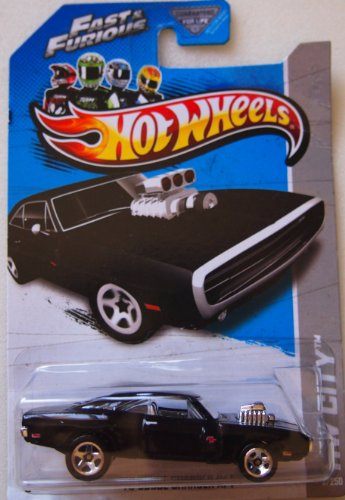 Hot Wheels Fast & Furious Hw City 3/250 '70 Dodge Charger R/T