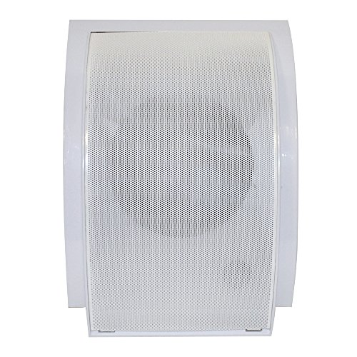 Pyle PDWT6 6.5-Inch Indoor Surface Mount 70 Volt P.A wall Speaker primary