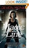 Magic on the Line: An Allie Beckstrom Novel