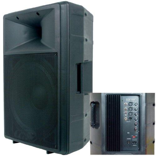 American Audio Dls15P Powered 15 Inch 2 Way Speaker