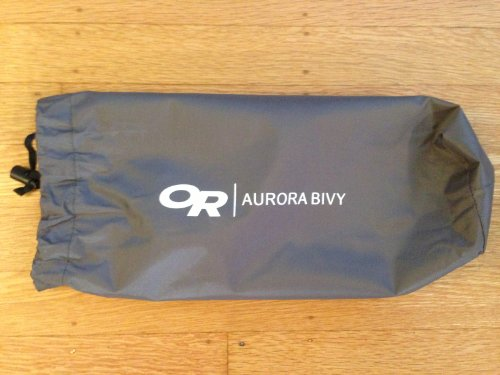 Outdoor Research Aurora Bivy (Mojo Blue, One