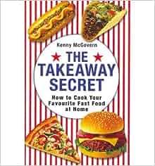 The takeaway secret author is kenny mcgovern zimbio