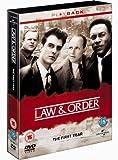 Law And Order: Season One packshot