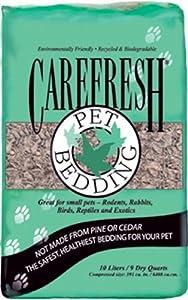 Absorption Corp Carefresh Natural Pet Bedding, 14-Liter
