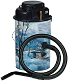 Dustless Technologies MU405WS Cougar Ash Vacuum, Winter Scene
