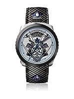 Bomberg Reloj con movimiento cuarzo suizo Man Bolt68 Samurai 45 mm