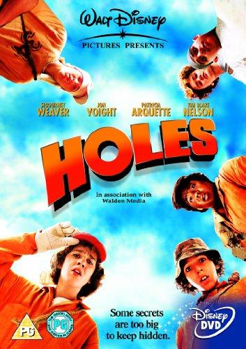 Holes [DVD] [2003]