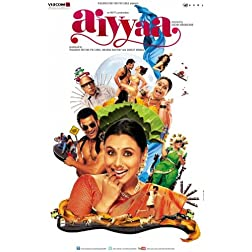 Aiyyaa (2012) (Hindi Movie / Bollywood Film / Indian Cinema DVD)