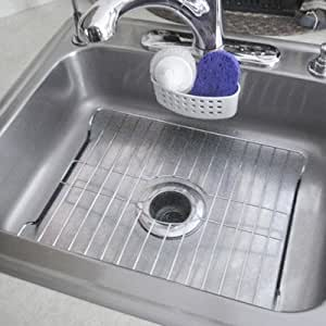 Basics Sink Protector [Set of 2] - - Amazon.com