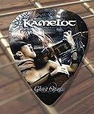 Kamelot Ghost Opera Premium Guitar Pick x 5 Medium