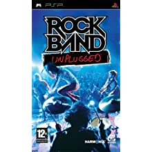 Rock Band Unplugged (PSP)