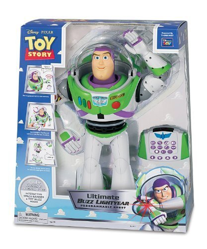 Ultimate Buzz Lightyear (Buzz Lightyear Space Ranger compare prices)